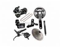 Shimano Deore XT M8050 Di2 11 Speed MTB Groupset