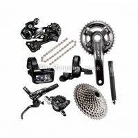 Shimano Deore XT M8050 Di2 11 Speed MTB Groupset