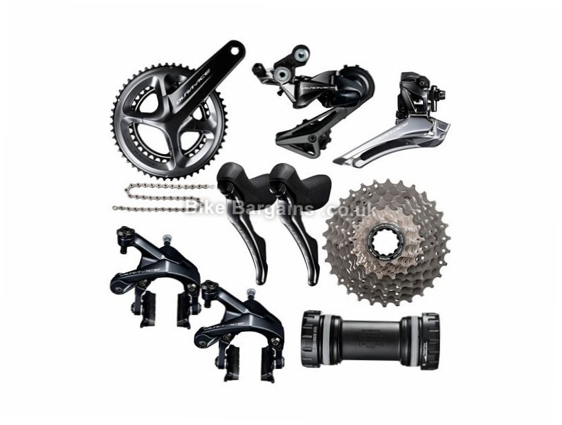 Shimano Dura-Ace 9100 11 Speed Road Groupset 11 Speed, Road