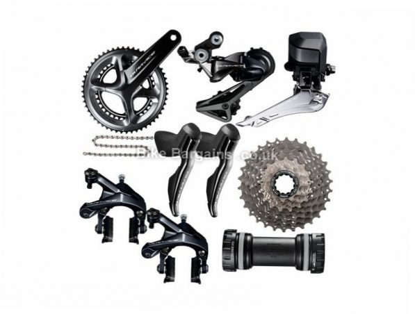 Shimano Dura-Ace 9150 Di2 11 Speed Road Groupset 11 Speed, Electronic Shifting, Road
