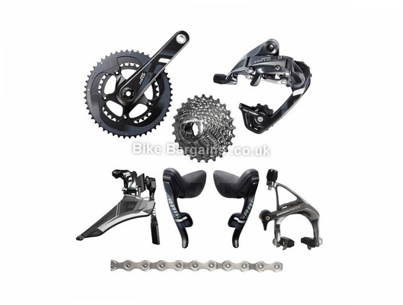 SRAM Force 22 11 Speed Road Groupset 11 Speed, Road