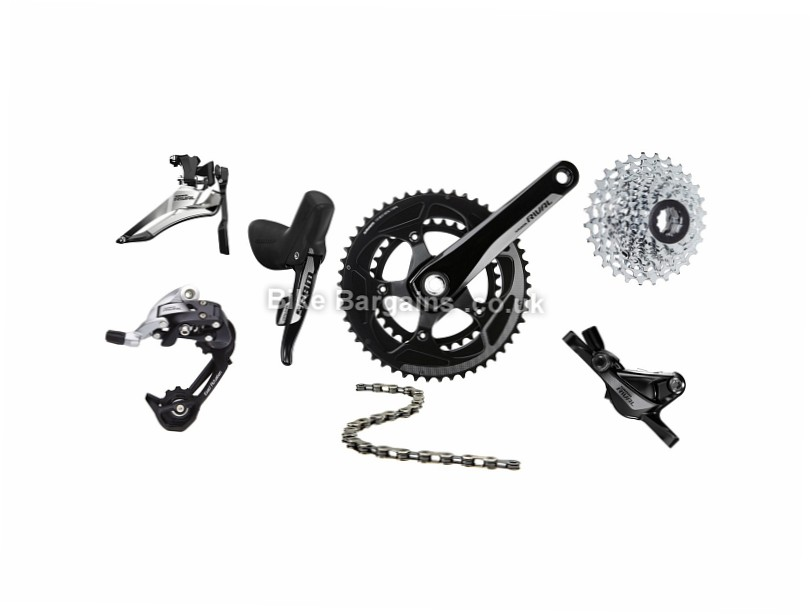 SRAM Rival 22 11 Speed Road Groupset 11 Speed, Road