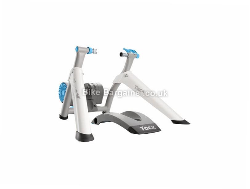 Tacx T2180 Vortex Smart Trainer White, Blue, 950w