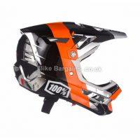 100% Aircraft R8 Downhill MTB Helmet