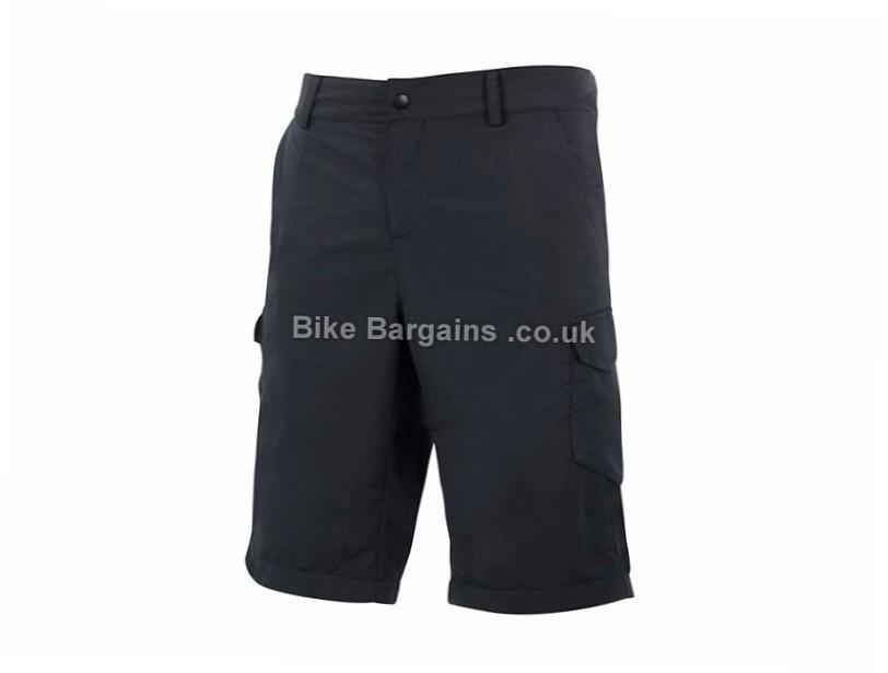 "Alpinestars Rover Base Baggy MTB Shorts 28"", Red, Blue"