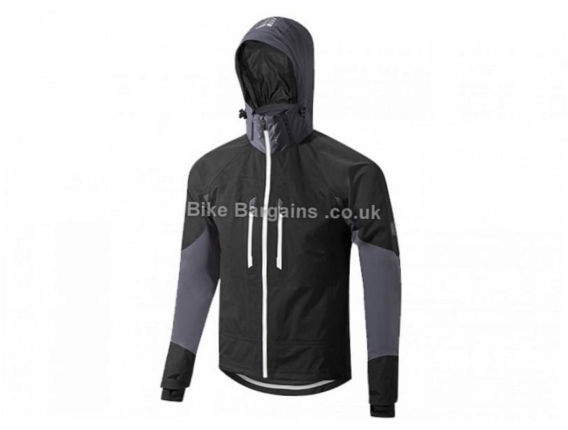 Altura Attack 360 Waterproof Jacket Black, Grey, M