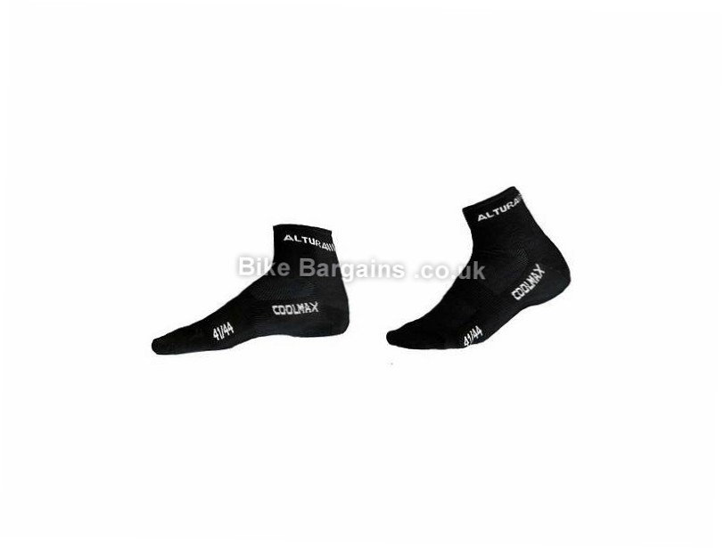 Altura Coolmax Sport Socks 3 Pack White, S