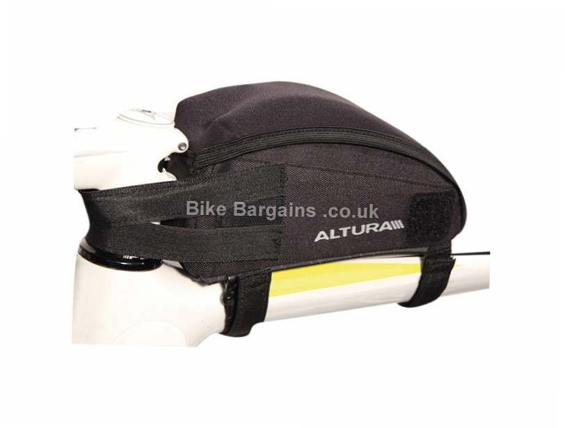 Altura Energy Pack Bike Bag 185mm, Black
