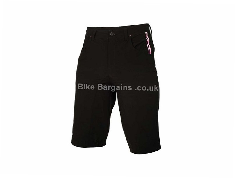 Altura Ladies Synchro Baggy Cycling Shorts Black, 16