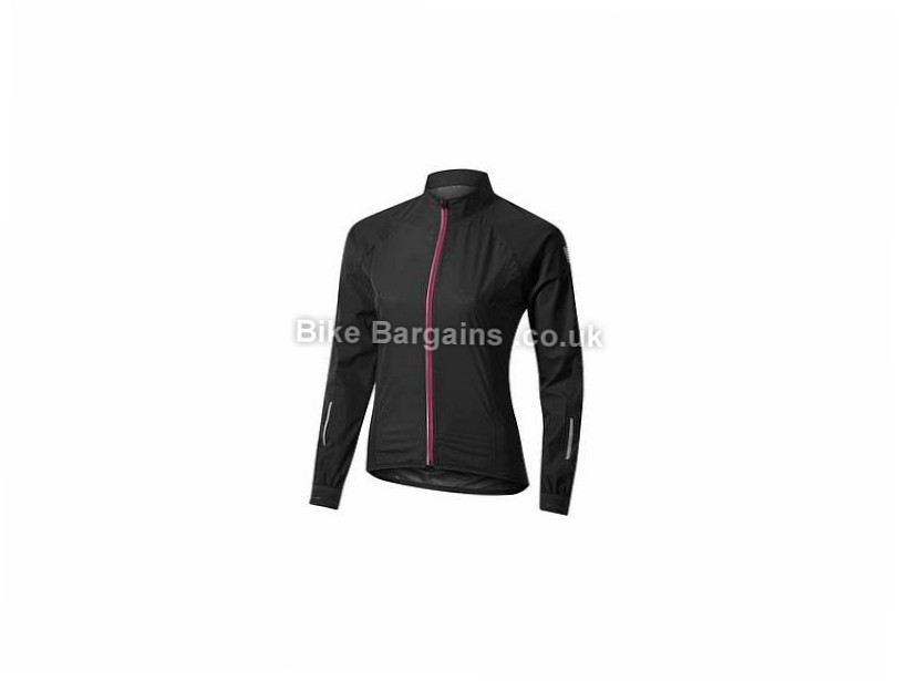 Altura Ladies Synchro Waterproof Jacket Black, Pink, 16