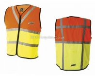 Altura Night Vision Hi-Visibility Safety Vest Gilet