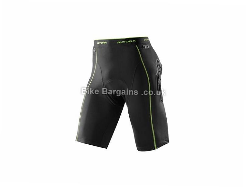 Altura Protector Progel Waist Shorts 2017 M, Black