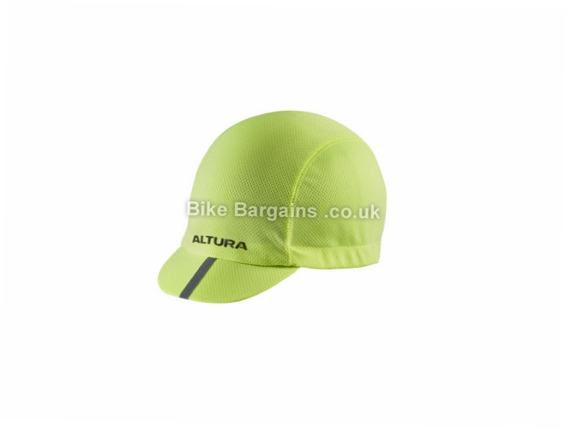 Altura Race Road Cap Yellow, One Size