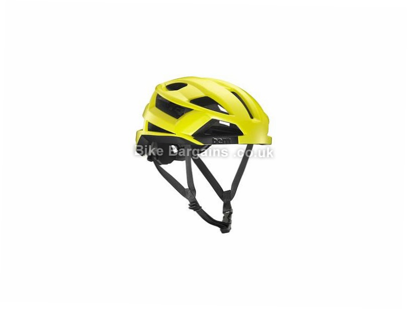 Bern FL-1 MIPS Helmet S, Black, White, Yellow, 306g, 18 vents