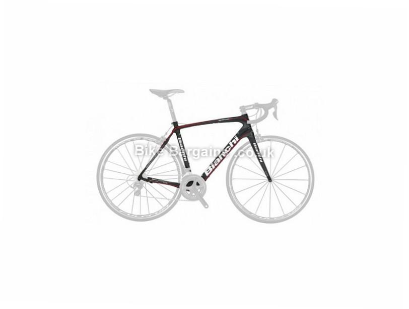 Bianchi C2C Infinito CV Carbon Disc Road Frame 2016 57cm, Black, Carbon, Disc, 700c