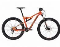 Cannondale 27.5+ Bad Habit 2 Alloy Full Suspension Mountain Bike 2017