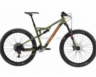 Cannondale Bad Habit Carbon 2 Full Suspension Mountain Bike 2017
