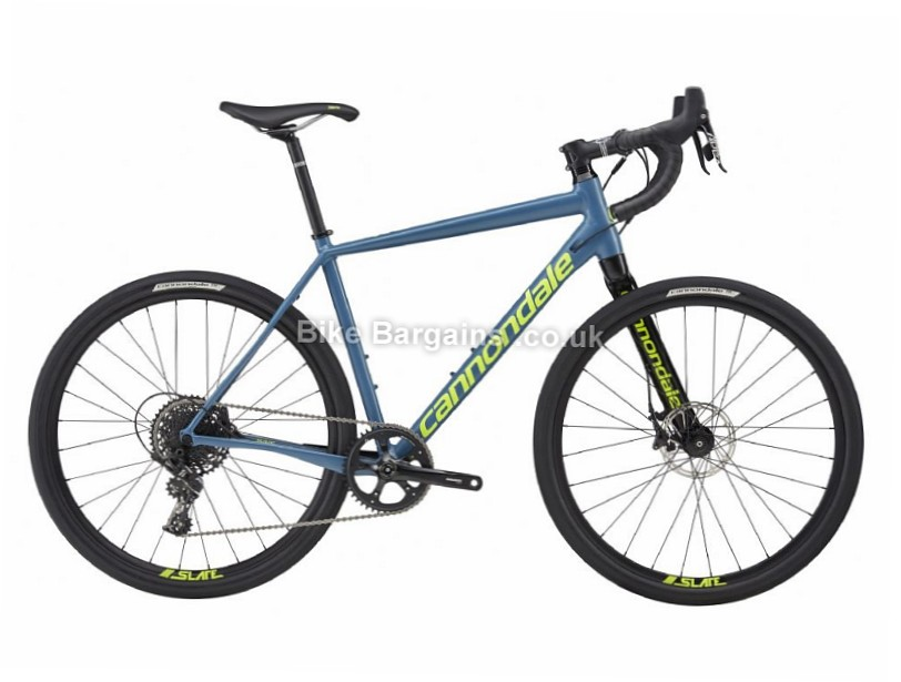 Cannondale Slate Apex 1 Alloy Road Bike 2017 M,Blue