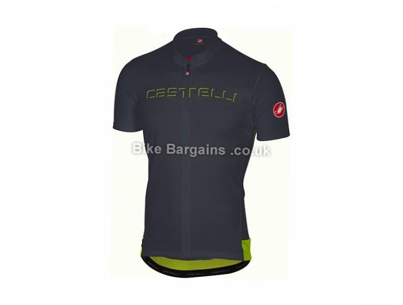 c52ace092 Castelli Prologo V Road Short Sleeve Jersey 2018 £45! was £80 - S