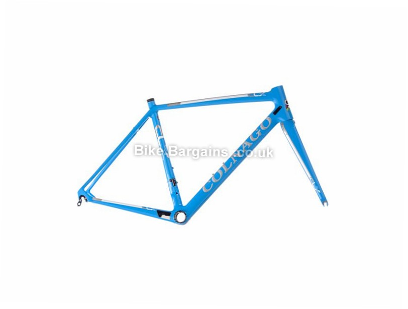 Colnago CLX Carbon Road Frame 54cm, White, Black, Silver, Carbon