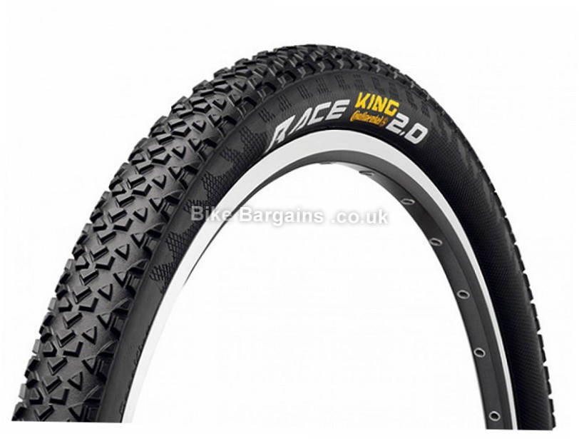"Continental Race King PG Folding MTB Tyre 29"", 2.0"""