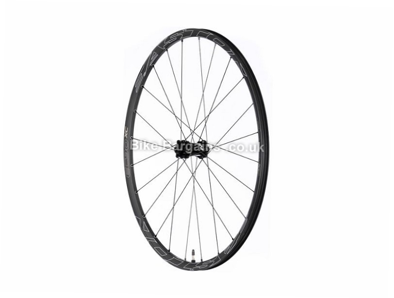"Easton EC90 XC MTB Front Wheel 29"", QR Axle, 6-Bolt, 15mm Axle, Black"