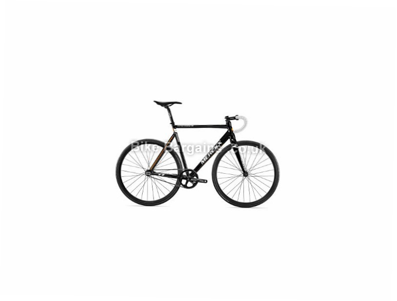 Eddy Merckx Copenhagen 77 Alloy Track Bike 2017 Black, White, Orange, S, L