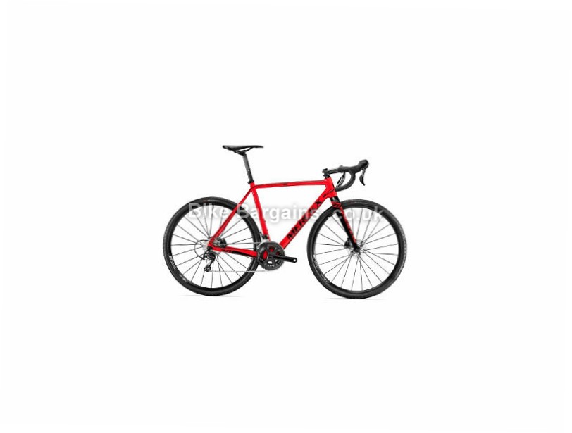 Eddy Merckx Eeklo 70 Shimano 105 Carbon Cyclocross Bike 2017 Red, XL