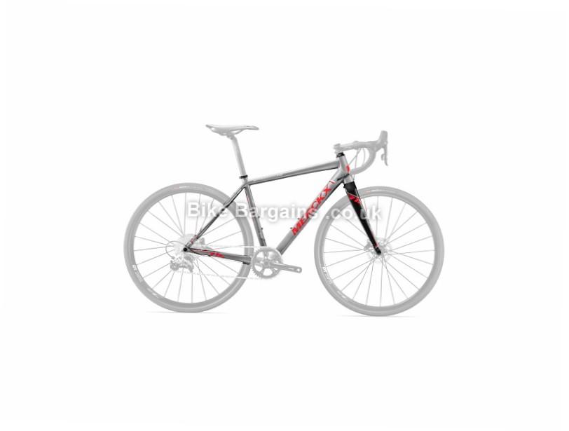 Eddy Merckx Strasbourg 71 Alloy Gravel Frame 2017 Grey, M