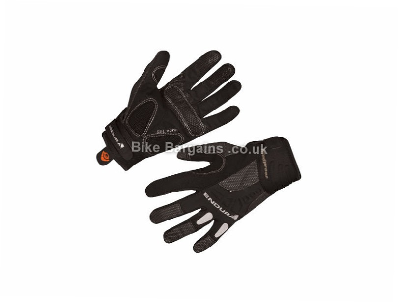 Endura Dexter Windproof Gloves Black, L, XL