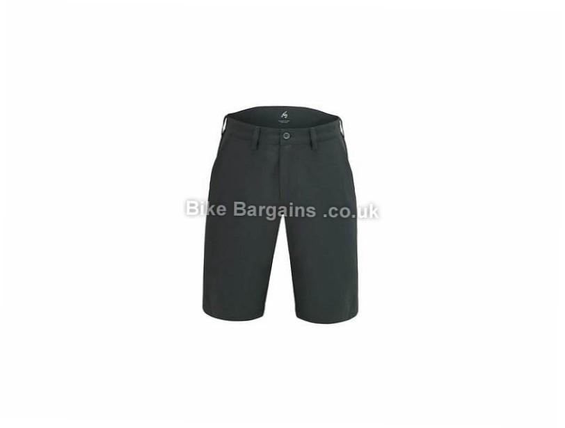 FWE Ladies Ridgeway MTB Baggy Shorts XS, Black