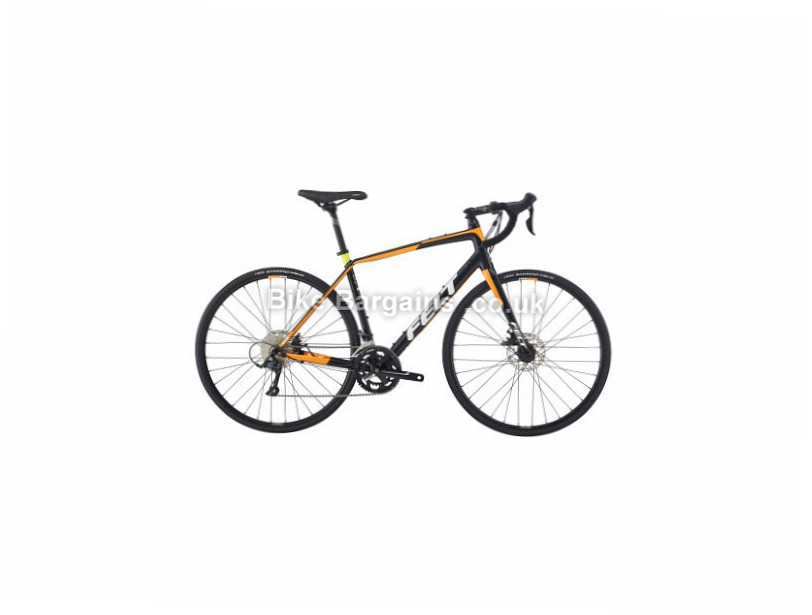 Felt VR50 Sora Alloy Road Bike 2017 61cm, Black, Orange
