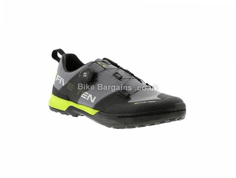 Five Ten Kestrel Clipless SPD MTB Shoe 37,38,39,40,41, Black, Grey
