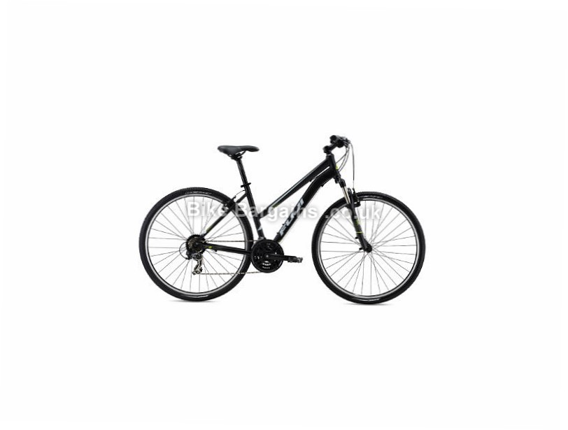 Fuji Traverse 1.9 LE ST Alloy Hybrid City Bike 2016 Black, 21.5""