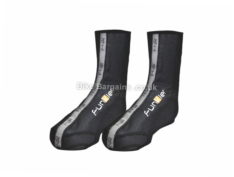 Funkier Ribadeo Waterproof Overshoes S,M,XXL, Black