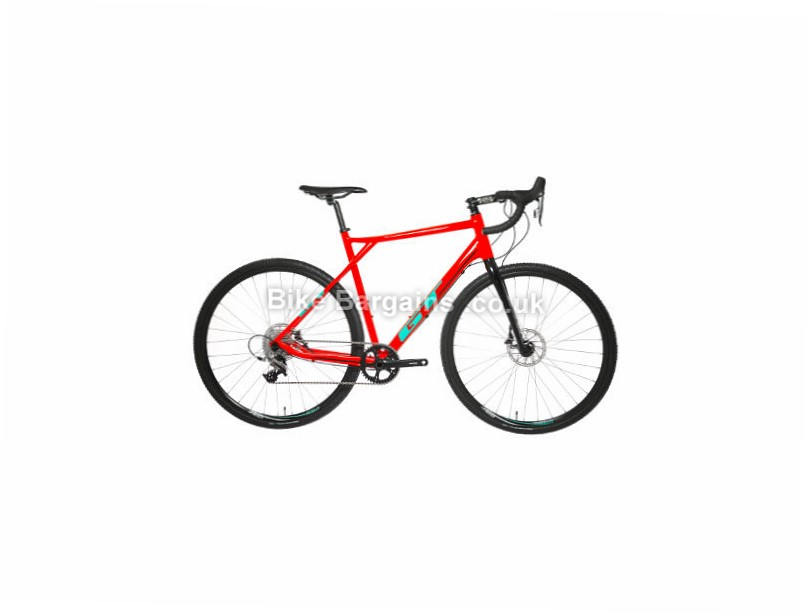 GT Grade AL CX SRAM Rival Cyclocross Bike 2017 Red, 55cm, 56cm, 58cm, 60cm