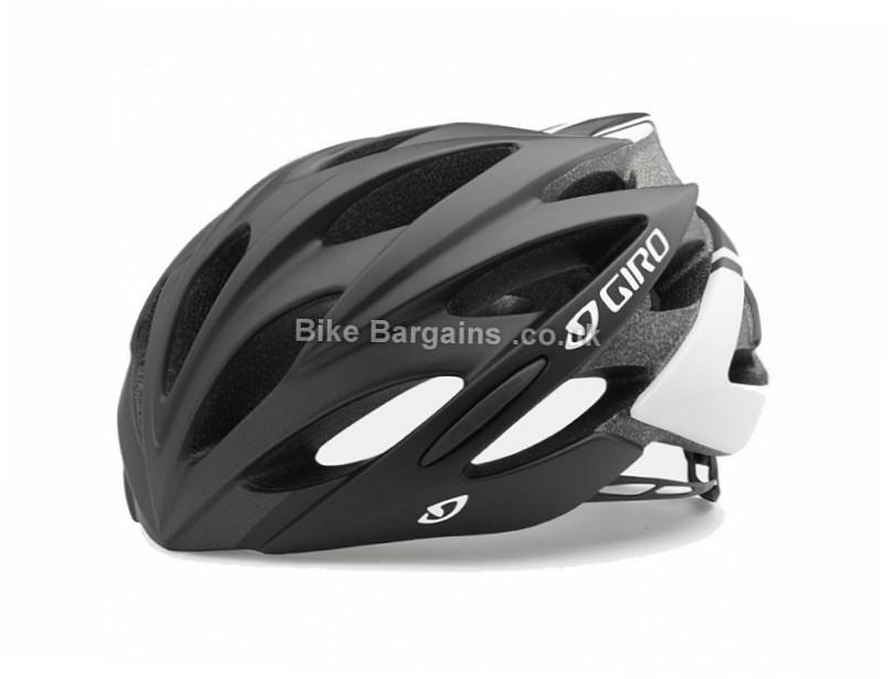 Giro Savant Road Helmet S, L, XL, Black, White, Silver