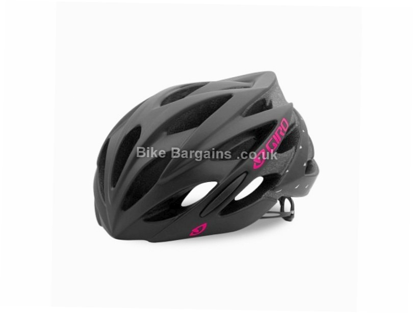 Giro Sonnet MIPS Ladies Road Helmet Black, Pink, S,M