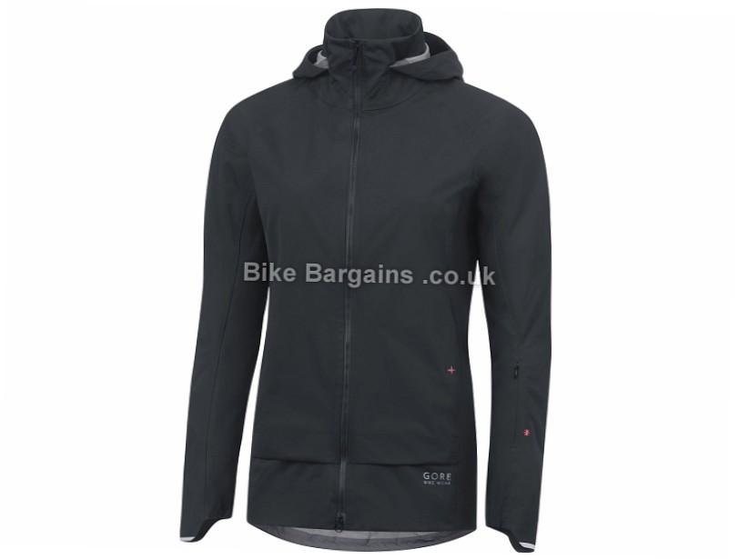 Gore Bike Wear Ladies Power Trail GTX Active Jacket XS, S, Black