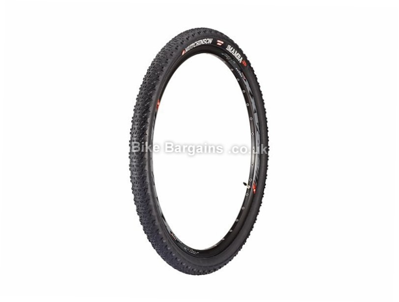 "Hutchinson Black Mamba MTB Tyre Tubeless, Folding, 26"", 2.0"", Black"