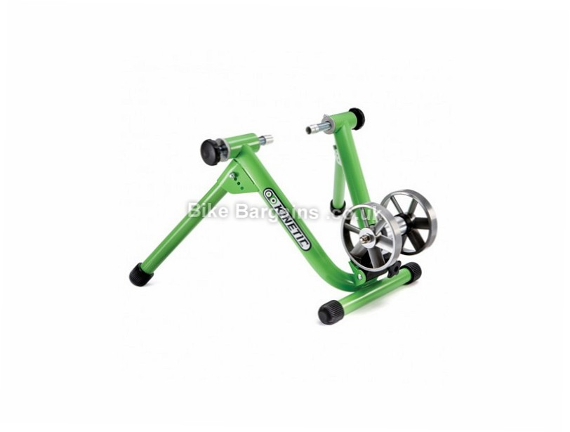 Kurt Kinetic Cyclone Turbo Trainer Green, wind resistance