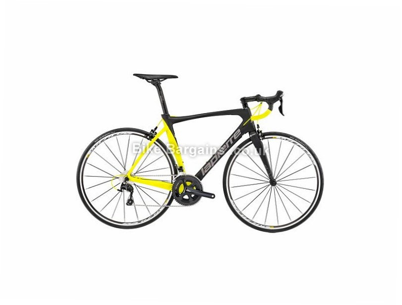 Lapierre Aircode SL 500 MC Carbon Road Bike 2017 700c, 46cm, 49cm, 52cm, 55cm, 58cm, 61cm, Black, Yellow, Grey, 22 Speed, Carbon