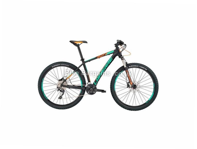 """Lapierre Edge 527 Ladies 27.5"""" Alloy Hardtail Mountain Bike 2017 19"""", 27.5"""", Black, Orange, 30 Speed, Alloy"""
