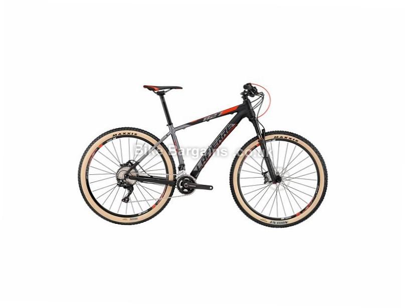 """Lapierre Edge SL 829 Alloy Hardtail Mountain Bike 2017 29"""", 17"""", 21"""", Black, Grey, Red, 22 Speed, Alloy"""