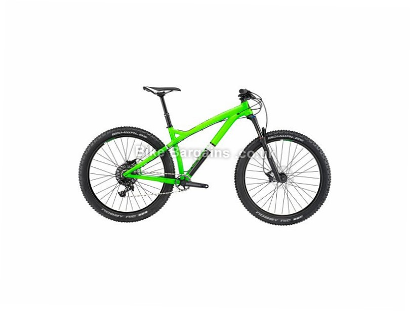 "Lapierre Edge plus 527 27.5"" Alloy Hardtail Mountain Bike 2017 27.5"", 18"", Green, Black, 11 Speed, Alloy"