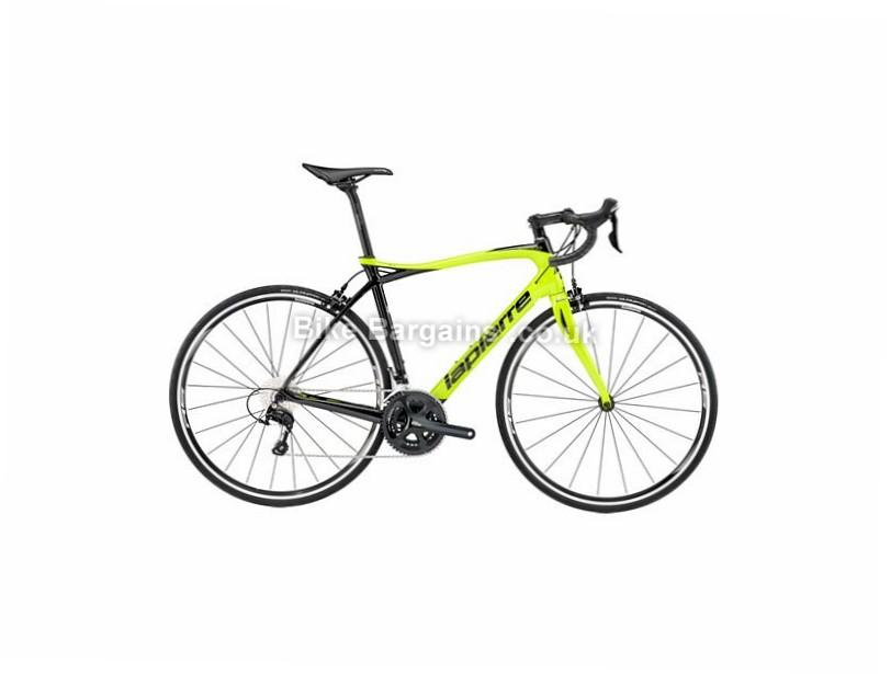 Lapierre Pulsium 500 Carbon Road Bike 2017 700c, 58cm, Green, Black, 22 Speed, Carbon