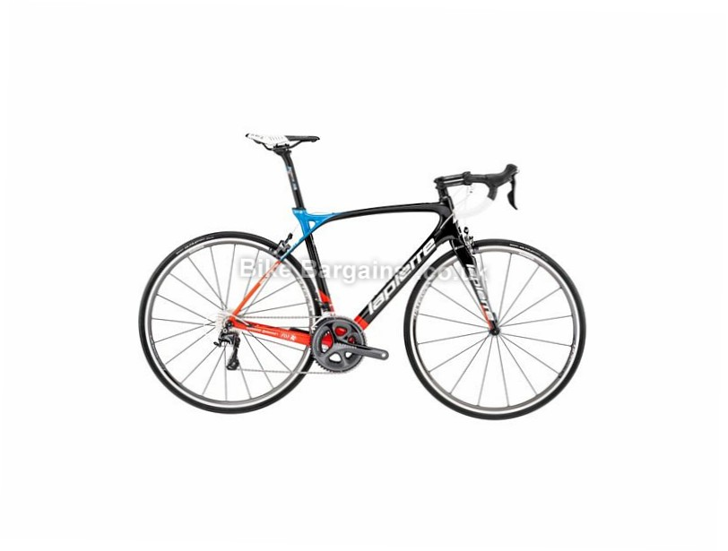 Lapierre Xelius SL 600 FDJ MC Carbon Road Bike 2017 700c, 58cm, Black, Blue, Red, 22 Speed, Carbon