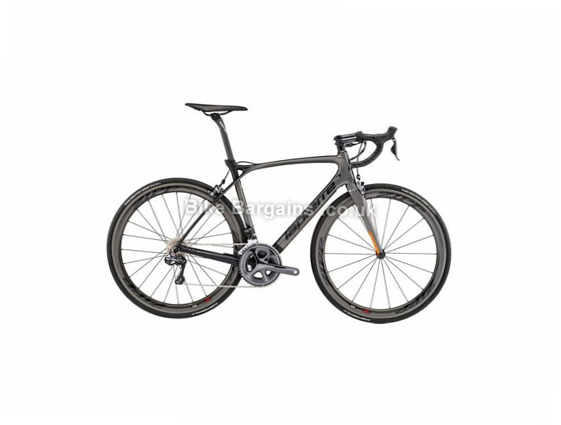 Lapierre Xelius SL Ultimate MC 700 WC Carbon Road Bike 2017 52cm, 700c, Grey, Black, Orange, 22 Speed, Carbon