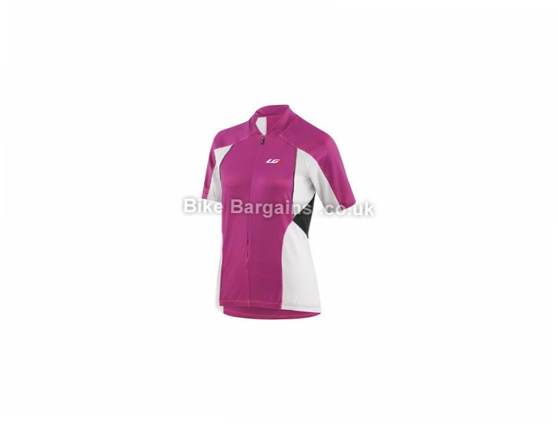 Louis Garneau Ladies Beeze Vent 2 Jersey XS, Yellow - Black is £12
