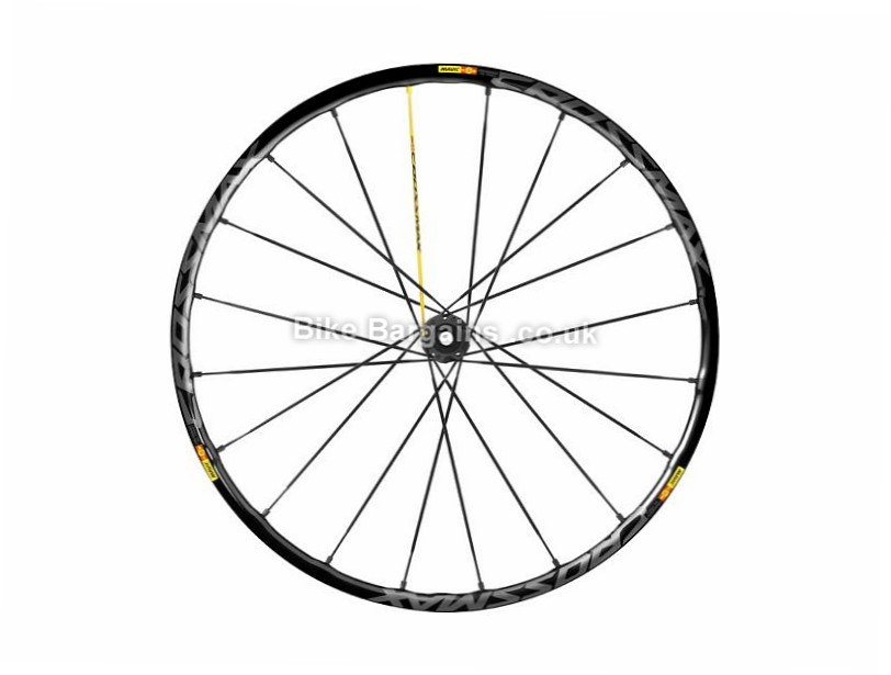 "Mavic Crossmax SL Pro WTS MTB Front Wheel 2.1"", 27.5"", Black"